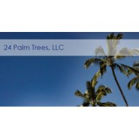 24 Palm Trees, LLC Logo