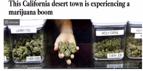 California Marijuana Boom