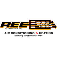 REE Mechanical Inc. Logo