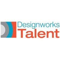 Design Works Talent Logo