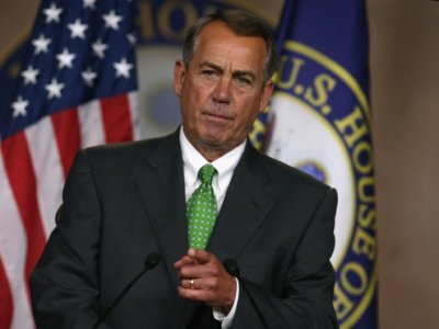 Former Speaker John Boehner on weed legalization: It's time for Washington to 'get out of the way'