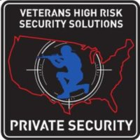 Veterans High Risk Security Solutions Logo