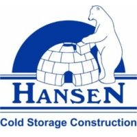 Hansen Cold Storage Construction Logo
